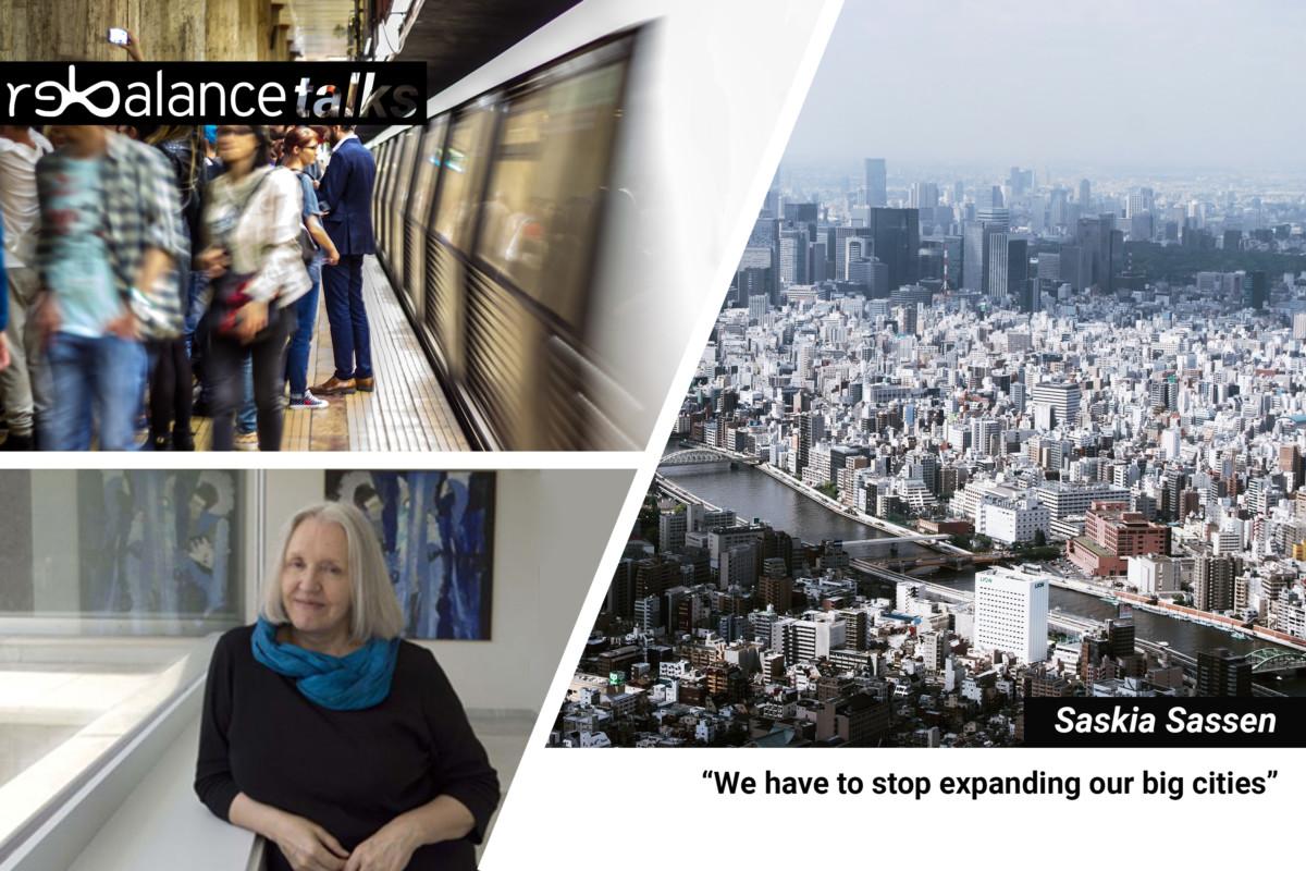 article on Saskia Sassen talk about Mobility Cultures